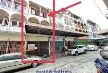For Sale Retail Space 154 sqm in Bang Kho Laem, Bangkok, Thailand