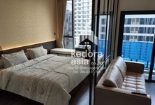For Rent 1 Bed Condo in Pom Prap Sattru Phai, Bangkok, Thailand