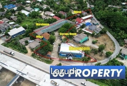 For Sale Office 223,200 sqm in Saraphi, Chiang Mai, Thailand