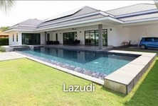 For Sale or Rent 3 Beds House in Cha Am, Phetchaburi, Thailand