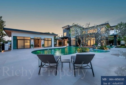 For Sale 6 Beds House in Cha Am, Phetchaburi, Thailand