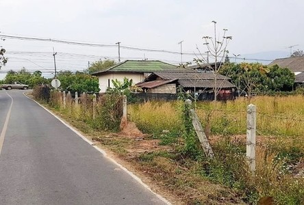 For Sale Land 4,536 sqm in Phrao, Chiang Mai, Thailand