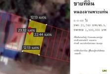 For Sale Land in Tha Maka, Kanchanaburi, Thailand