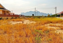 For Sale Land 884 sqm in Cha Am, Phetchaburi, Thailand