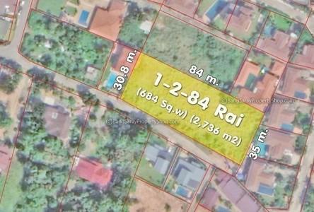 ขาย ที่ดิน 2,736 ตรม. สัตหีบ ชลบุรี