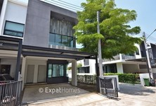 For Sale 3 Beds Townhouse in Hang Dong, Chiang Mai, Thailand