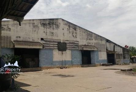 For Sale Warehouse in Mueang Samut Prakan, Samut Prakan, Thailand