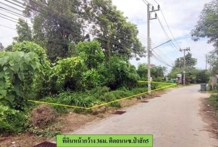 For Sale Land 100 sqm in Thalang, Phuket, Thailand