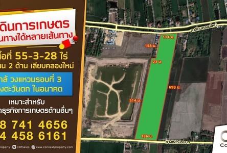 For Sale Land in Lat Bua Luang, Phra Nakhon Si Ayutthaya, Thailand