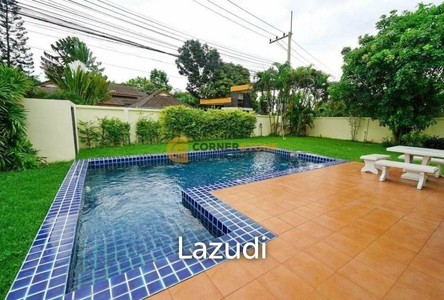 For Sale or Rent 3 Beds House in Mueang Nakhon Pathom, Nakhon Pathom, Thailand
