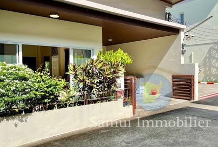 For Sale 1 Bed Townhouse in Ko Samui, Surat Thani, Thailand