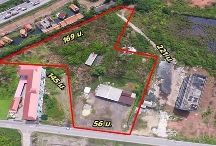 For Sale Land 11,796 sqm in Mueang Samut Sakhon, Samut Sakhon, Thailand