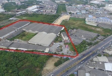 For Sale Warehouse 45,048 sqm in Krathum Baen, Samut Sakhon, Thailand