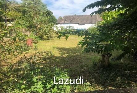 For Sale Land 400 sqm in Wiang Chai, Chiang Rai, Thailand