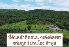 For Sale Land 114,296 sqm in Ban Hong, Lamphun, Thailand