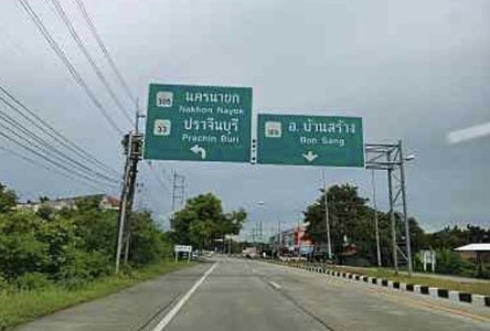 For Sale 2 Beds House in Mueang Nakhon Nayok, Nakhon Nayok, Thailand