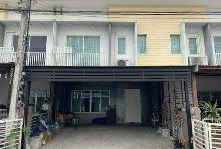 For Sale 3 Beds Townhouse in Prawet, Bangkok, Thailand