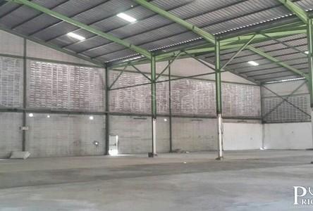 For Rent Warehouse 6,412 sqm in Krathum Baen, Samut Sakhon, Thailand