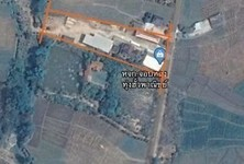 For Sale Warehouse 6,040 sqm in Wang Nuea, Lampang, Thailand