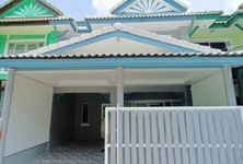 For Sale 3 Beds Townhouse in Bang Bua Thong, Nonthaburi, Thailand