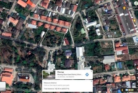 ขาย ที่ดิน 2,580 ตรม. เมืองขอนแก่น ขอนแก่น