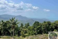 For Sale Land 9,600 sqm in Ko Samui, Surat Thani, Thailand
