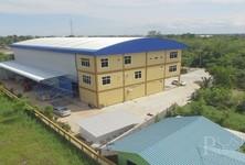 For Sale Warehouse 1,100 sqm in Krathum Baen, Samut Sakhon, Thailand