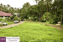 For Sale Land 492 sqm in Surat Thani, South, Thailand