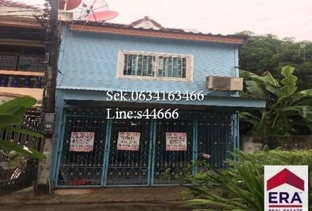 For Sale or Rent 3 Beds Townhouse in Bang Kapi, Bangkok, Thailand