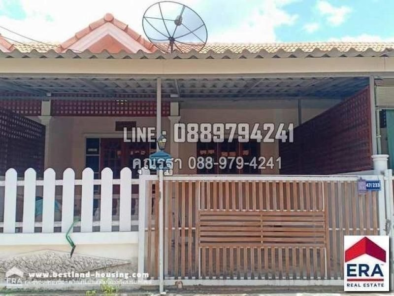 For Sale 2 Beds Townhouse in Mueang Samut Songkhram, Samut Songkhram, Thailand   Ref. TH-AYMBPNKC