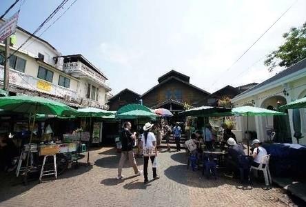 For Rent 2 Beds Shophouse in Phra Nakhon, Bangkok, Thailand