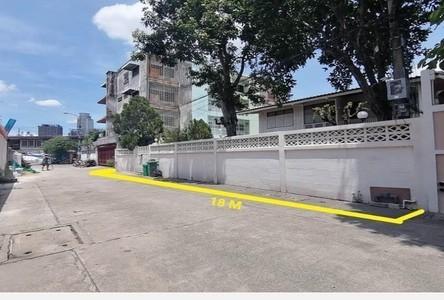 For Sale Land 460 sqm in Khlong Toei, Bangkok, Thailand