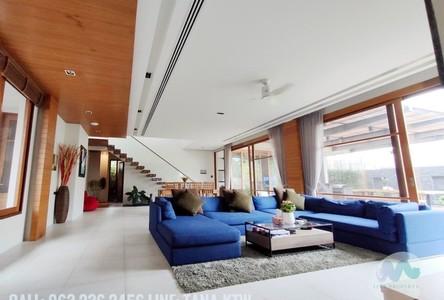 ขาย หรือ เช่า บ้านเดี่ยว 4 ห้องนอน วัฒนา กรุงเทพฯ