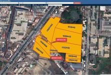 For Sale Land 41,198.4 sqm in Huai Khwang, Bangkok, Thailand