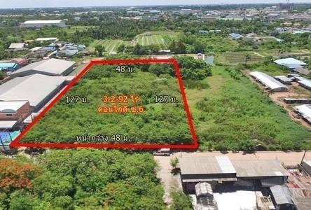 For Sale Land 5,991.6 sqm in Krathum Baen, Samut Sakhon, Thailand