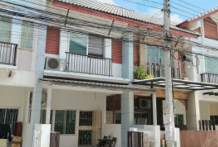For Sale 2 Beds Townhouse in Lat Phrao, Bangkok, Thailand