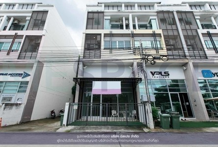 For Sale 3 Beds Office in Khan Na Yao, Bangkok, Thailand