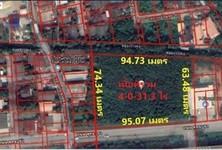 For Rent Land in Thung Khru, Bangkok, Thailand