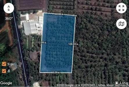 For Sale Land in Ban Phaeo, Samut Sakhon, Thailand