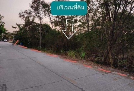 For Sale Land 876 sqm in Khlong Luang, Pathum Thani, Thailand