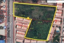 For Rent Land 20,800 sqm in Mueang Pathum Thani, Pathum Thani, Thailand
