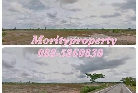 For Sale Land 39,360 sqm in Bua Yai, Nakhon Ratchasima, Thailand