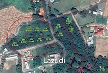 For Rent Land 7,648 sqm in Mae Rim, Chiang Mai, Thailand