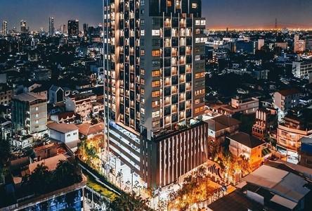 For Rent 1 Bed Condo Near MRT Sutthisan, Bangkok, Thailand