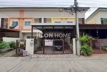 For Sale 3 Beds Townhouse in Bang Pa-in, Phra Nakhon Si Ayutthaya, Thailand
