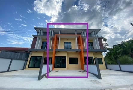 For Sale 3 Beds Townhouse in Tha Sala, Nakhon Si Thammarat, Thailand