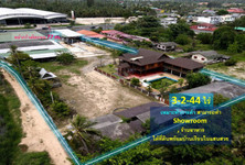 For Sale Land 5,776 sqm in Cha Am, Phetchaburi, Thailand