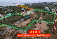 For Sale Land 29,460 sqm in Cha Am, Phetchaburi, Thailand