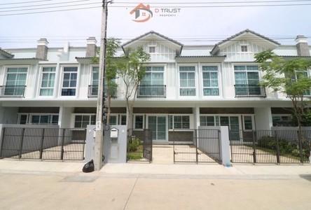 For Rent 2 Beds Townhouse in Mueang Samut Prakan, Samut Prakan, Thailand