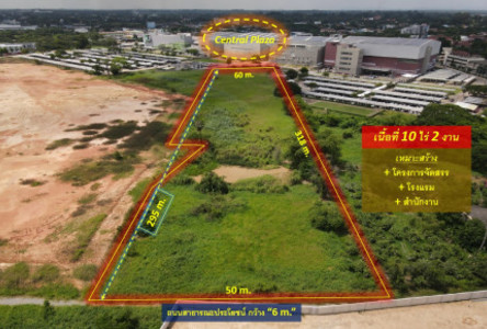 For Sale Land 16,800 sqm in Mueang Phitsanulok, Phitsanulok, Thailand
